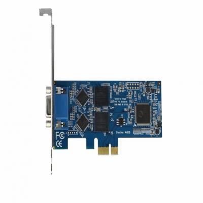 8路720全实时 4路1080P 全实时 AHD PCI-E视频采集卡