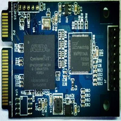 8CH 720p AHD Mini PCIe  Capture Card