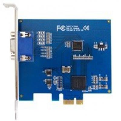 4路全实时AHD PCI-E视频采集卡